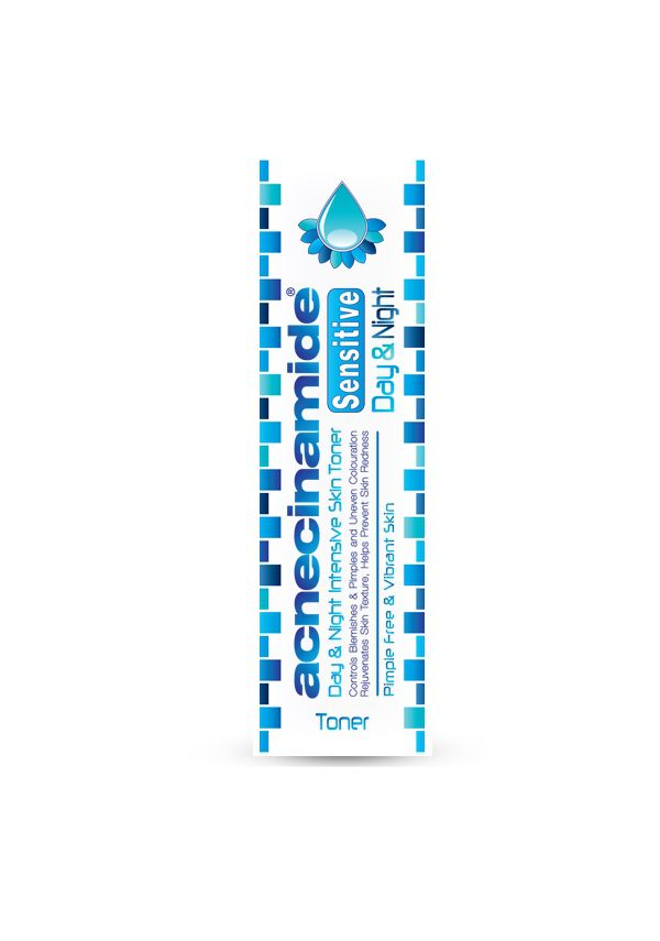 Acnecinamide Sensitive Toner for acne prone skin