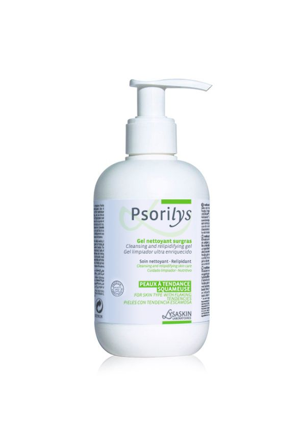 Psorilys Cleansing and relipidifyng gel