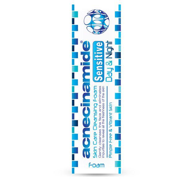 Acnecinamide Sensitive Puhastusvaht