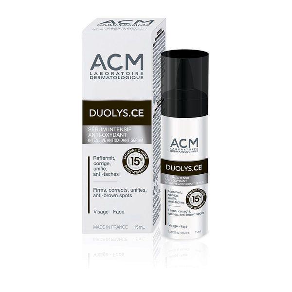 Duolys C.E интенсивная омолаживающая сыворотка с витамином С