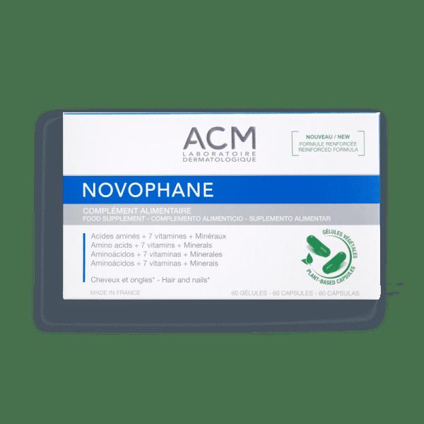 Novophane juuste ja küünte vitamiinid biotiiniga