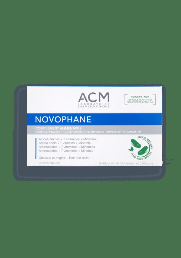 Novophane для ногтей и волос