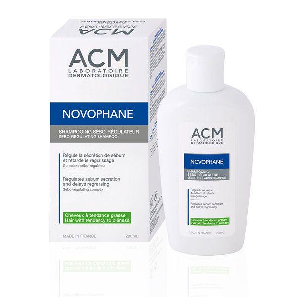 Novophane Sebuma regulējošs šampūns