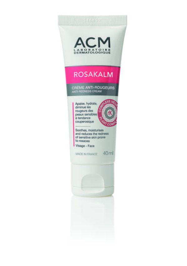 Rosakalm anti-redness cream for couperose treatment
