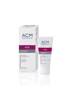 Vitix gel for white pigment spots