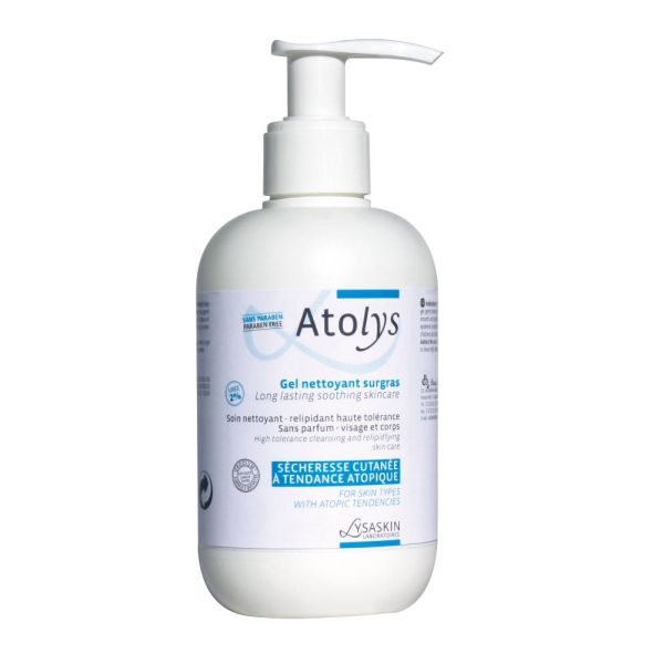 Atolys cleansing gel