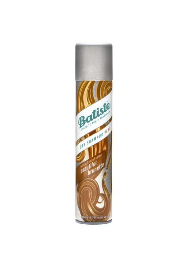Batiste medium & brunette dry shampoo 200ml