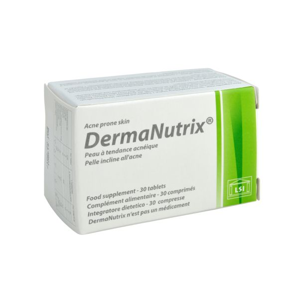Dermanutrix Acne Prone Skin, 90tbl