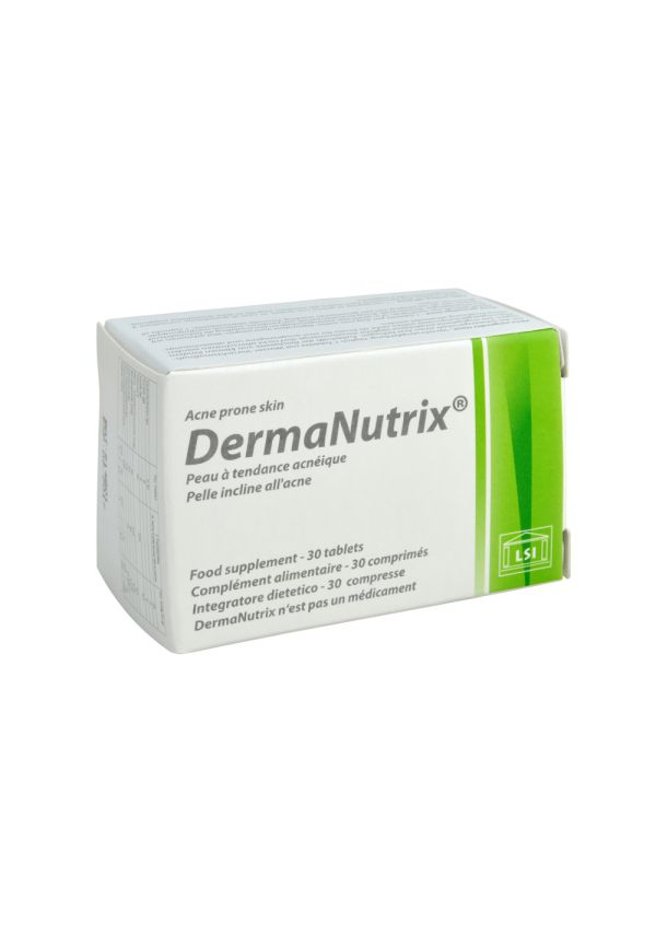 Dermanutrix supplement for Acne, 90tbl