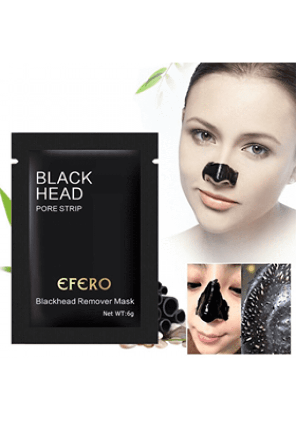 EFERO peel-off mask for blackheads 3pcs