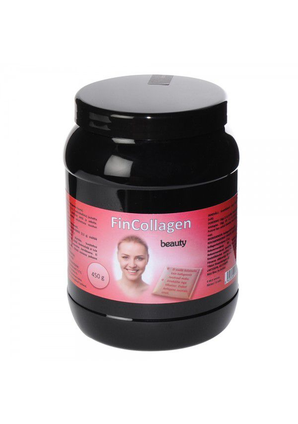 FinCollagen Beauty anti wrinkle collagen food supplement 180 days