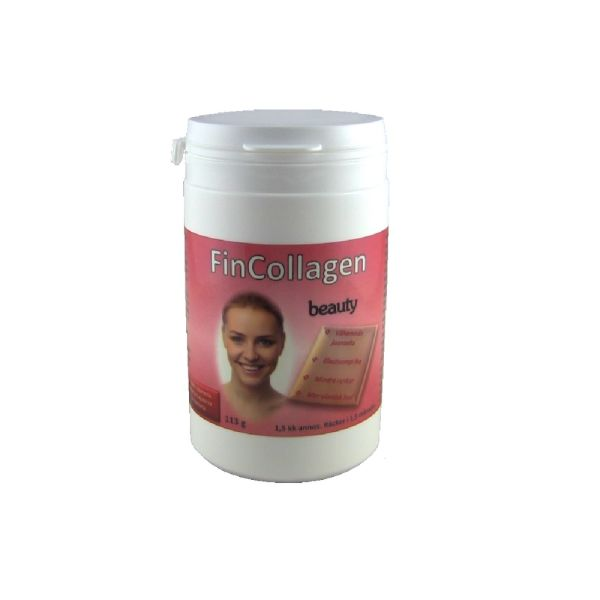 FinCollagen Beauty anti wrinkle collagen food supplement