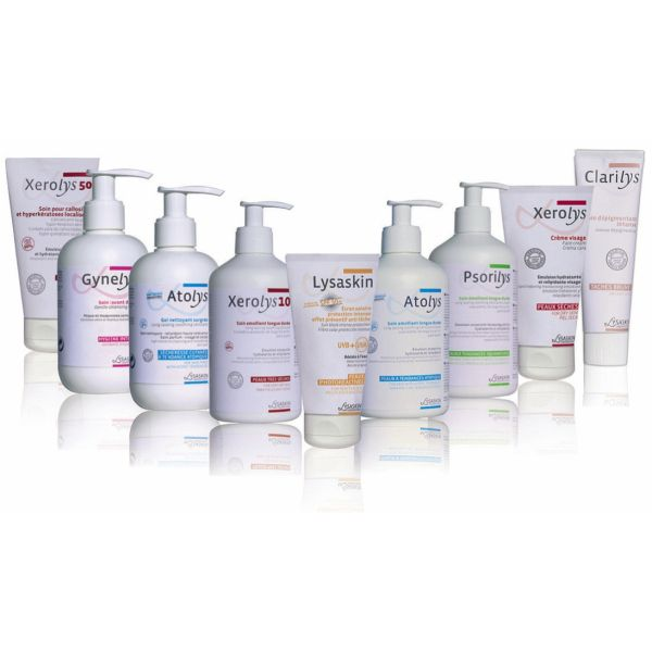Special offer: Psorilys for psoriasis skin
