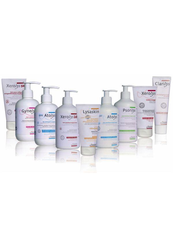 Psorilys eripakkumine: Lõpp paksenditega või psoriaatilisele nahale