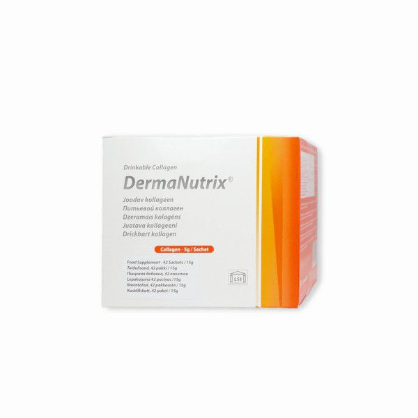 Dermanutrix Dzeramais kolagēns N42 - expected arrival to stock 3-7.05