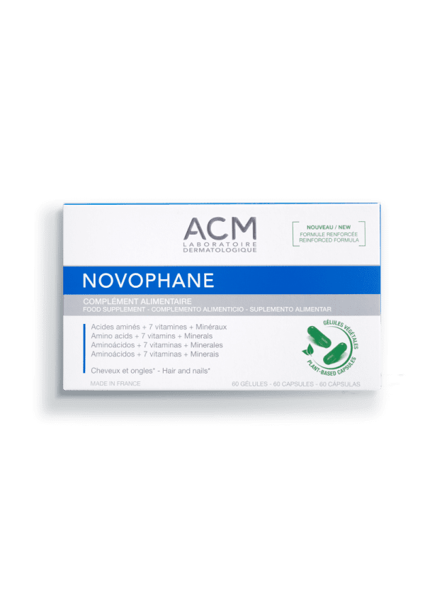 Novophane food supplement for hair loss N180