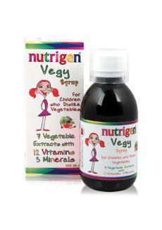 Nutrigen Vegy vegetable syrup