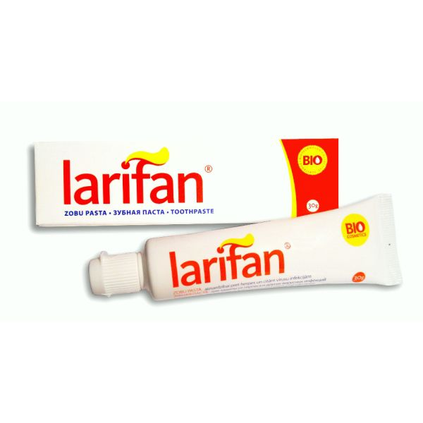 Larifan tooth paste